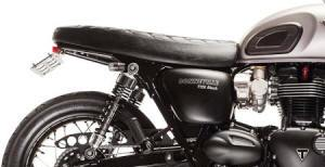 Triumph Bonneville / Thruxton British Customs Slammer Seats