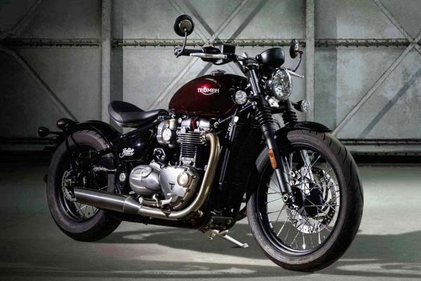 Triumph Bonneville Bobber Parts and Accessories - 1(509)466-3410