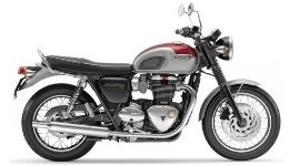 Triumph Bonneville T120 Exhaust Systems