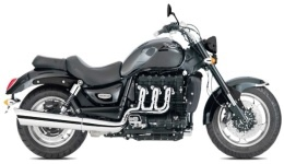 Triumph Rocket III Exhaust Systems