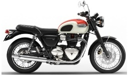 Triumph Bonnevilee T100 Motorcycle Exhaust Systems