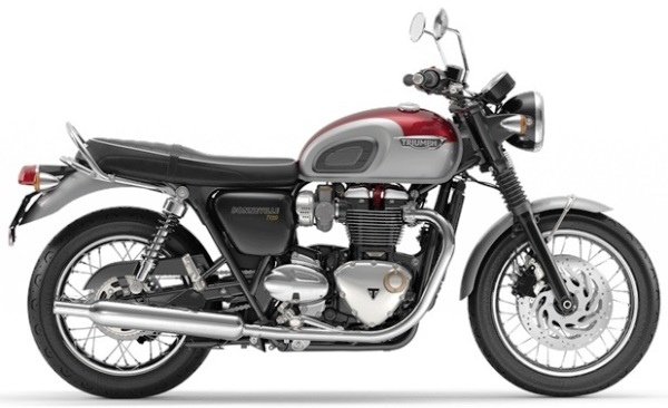 Triumph Bonneville T120 Parts and Accessories
