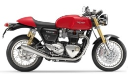 Triumph Thruxton Motorcycle Exhaust Systems